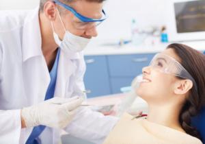 Técnica all on four para implantes en Torrejón