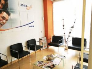 Dentista en Torrejón de Ardoz, Madrid - Sala de espera